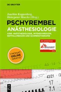 Pschyrembel Anasthesiologie