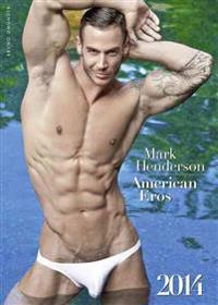 American Eros 2014 Calendar