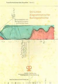 Stil-Linien diagrammatischer Kunstgeschichte