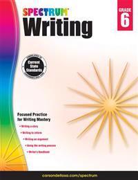 Spectrum Writing  Grade 6 - Spectrum - böcker (9781483812014)     Bokhandel