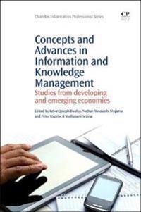 Concepts and Advances in Information Knowledge Management