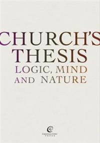 Church's Thesis