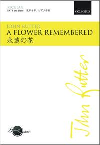 A flower remembered