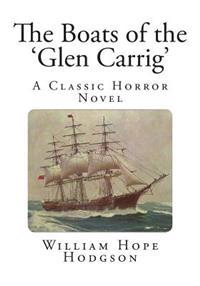 The Boats of the 'Glen Carrig': A Classic Horror Novel