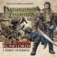 Rise of the runelords: burnt offerings