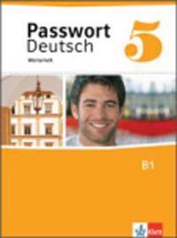 Passwort Deutsch 5. Wörterheft