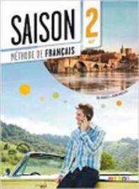 Saison A2. Livre élève mit CD und DVD-ROM