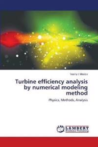 Turbine Efficiency Analysis by Numerical Modeling Method