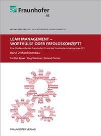 Lean Management - Worthülse oder Erfolgskonzept?