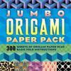Jumbo Origami Paper Pack