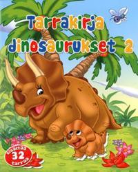 Tarrakirja dinosaurukset 2