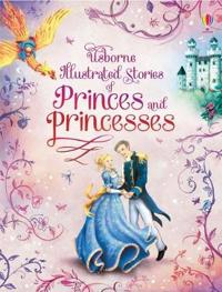 Illustrated stories of princes and princesses