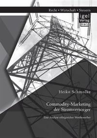 Commodity-Marketing Der Stromversorger