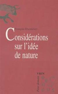 Considerations Sur L'Idee de Nature