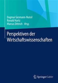 Perspektiven Der Wirtschaftswissenschaften