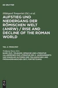 Sprache Und Literatur - Allgemeines Zur Literatur Des 2