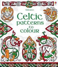 Celtic Patterns to Colour