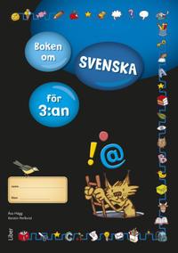Boken om svenska för 3:an