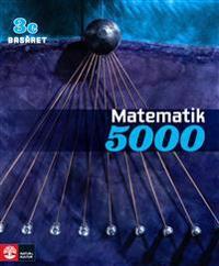 Matematik 5000 Kurs 3c Blå Basåret Lärobok