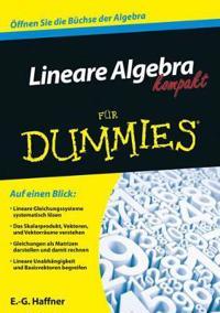 Lineare Algebra kompakt fur Dummies