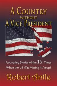 A Country Without a Vice President: Fascinating Stories of the 16 Times When the Us Was Missing Its Veep!