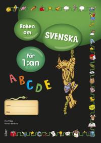 Boken om svenska för 1:an