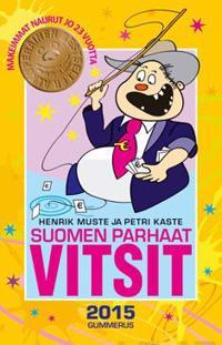 Suomen parhaat vitsit 2015