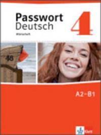 Passwort Deutsch 4. Wörterheft
