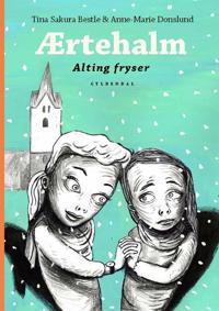Ærtehalm - alting fryser