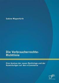 Die Verbraucherrechte-Richtlinie