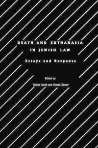 Death and Euthanasia in Jewish Law