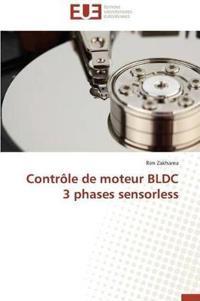 Contrale de Moteur Bldc 3 Phases Sensorless