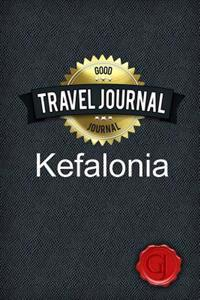 Travel Journal Kefalonia