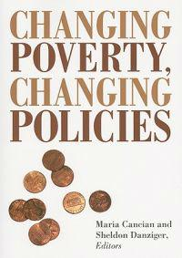 Changing Pogröny  Changing Policies - Maria (EDT) Cancian  Sheldon (EDT) Danziger  Maria (EDT) Cancian - pocket (9780871543103)     Bokhandel