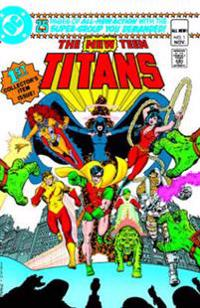 The New Teen Titans 1