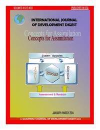 International Journal of Development Digest: A Quarterly Journal of Development Digest, Jan/Mar, 2014