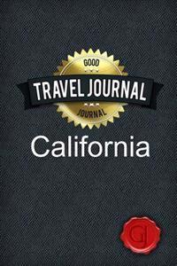Travel Diary California