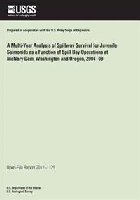 A Multi-Year Analysis of Spillway Survival for Juvenile Salmonids as a Function of Spill Bay Operations at McNary Dam, Washington and Oregon, 2004-09