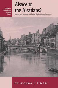 Alsace to the Alsatians?