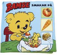 Bamse smakar på -  - böcker (9789157023599)     Bokhandel