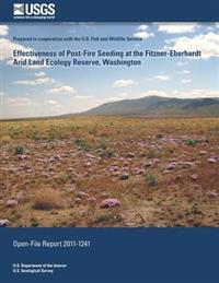 Effectiveness of Post-Fire Seeding at the Fitzner-Eberhardt Arid Land Ecology Reserve, Washington