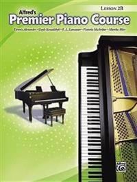 Premier Piano Course Lesson Book, Bk 2b