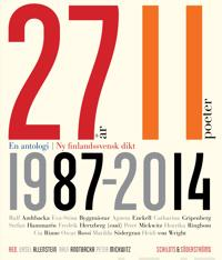 27 år, elva poeter, en antologi