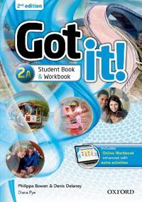 Got it!: Level 2: Student's Pack A