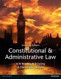Constitutional and Administrative Law MyLawChamber pack