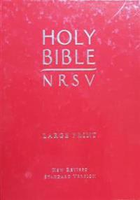 Large Print Holy Bible