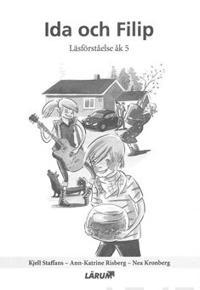 Ida och Filip - läsförståelsehäften 10 -pack åk 5