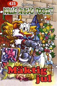Kalle Ankas Pocket 435. Mäktig jul