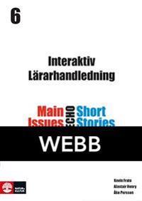Echo 6 Lärarhandledning Webb