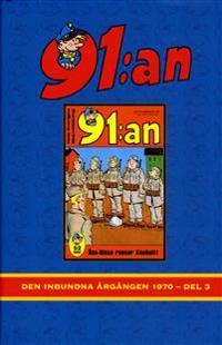91:an : den inbundna årgången 1970 Vol 3